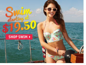 SWIM starting at $19.50