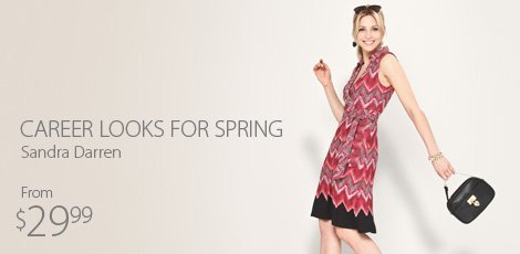 what to wear to work for spring