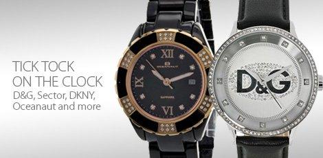Tick Tock - On The Clock