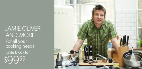 Jamie Oliver and More