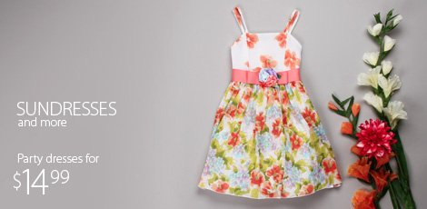 Sundresses and more