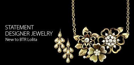 Statement Designer Jewelry