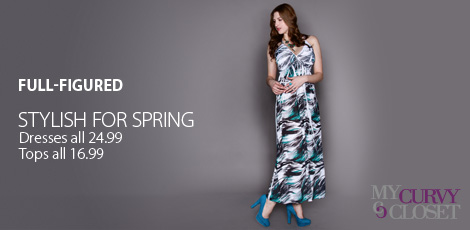 Stylish for spring