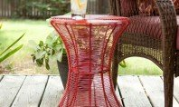 Weather-Resistant Furniture and Fireplaces- Visit Event