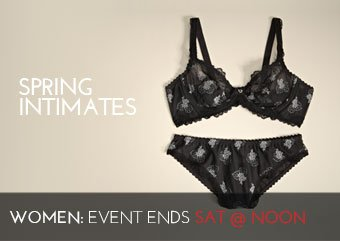 SPRING INTIMATES - WOMEN