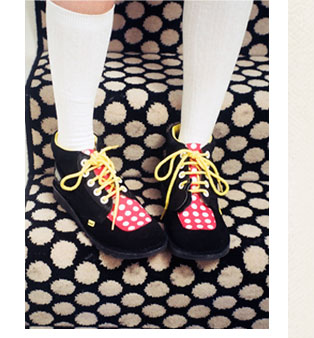 Shop Kick Lazy Dotty
