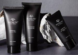 Groomed & Clean: Men's Skincare Picks
