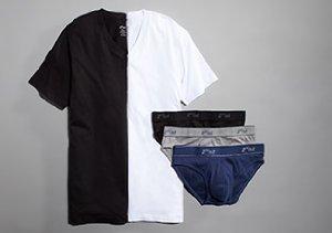 2(X)ist Underwear & Socks
