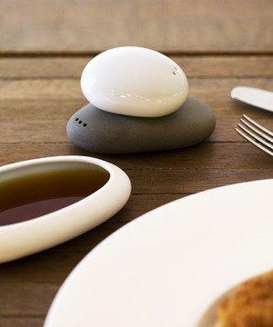 S & P Pebbles & Soy Dish
