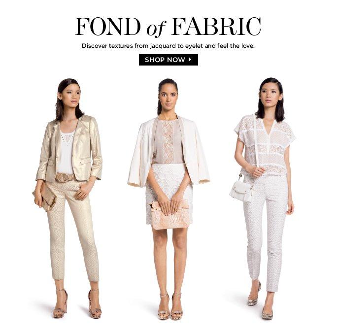 Fond of Fabric