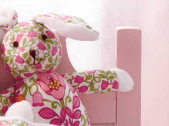 Bunny in Lilli Bell