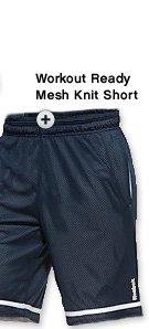 Workout Ready Mesh Knit Short