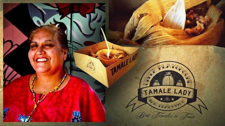 Tamale Lady