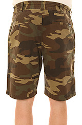 The Steadfast Chino Shorts in Camo