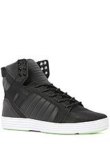The Skytop Lite Sneaker in Black Comet TUF & Black Reflective Leather