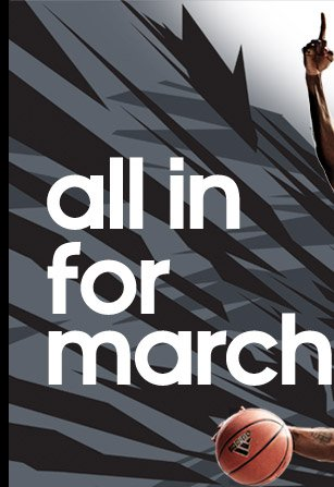 all in for march