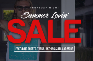 Summer Lovin' Sale