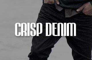 Crisp Denim