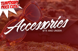 Price Cut: Accessories