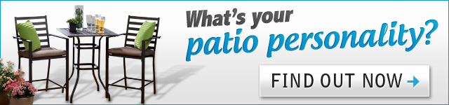 What's Your Patio Personality?