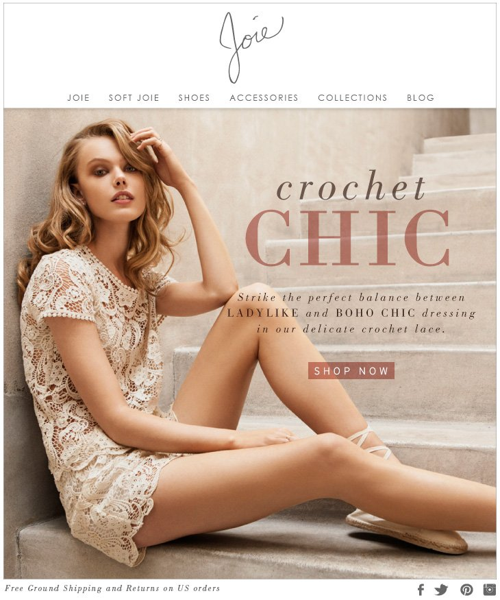 CROCHET CHIC STRIKE THE PERFECT BALANCE BETWEEN LADYLIKE AND BOHO CHIC DRESSING IN OUR DELICATE CROCHET LACE SHOP NOW