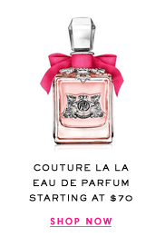 Couture La La Eau De Parfum. Starting at $70.