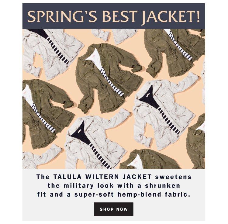 Talula Wiltern Jacket