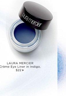 new. Laura Mercier Creme Eye Liner in Indigo, $22