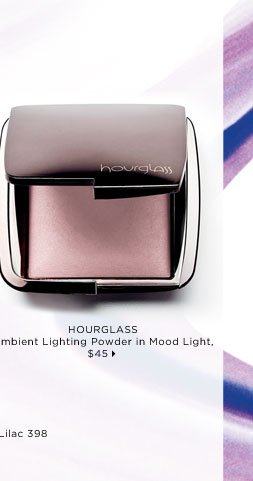new. Hourglass Ambient Lighting Powder in Mood Light, $45