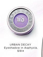 Urban Decay Eyeshadow in Asphyxia, $18
