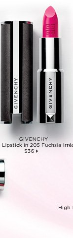 new . exclusive. Givenchy Le Rouge Lipstick in 205 Fuchsia Irresistible, $36