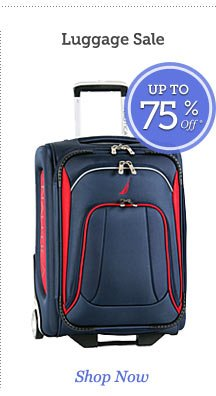 Shop Luggage Sale