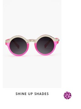 Shine Up Shades