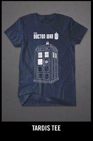 TARDIS TEE