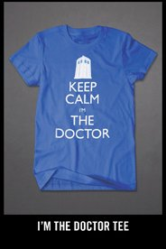 I'M THE DOCTOR TEE