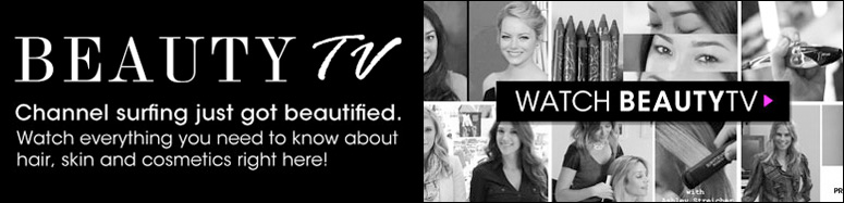 Beauty TV  Channel surfing just got beautified.