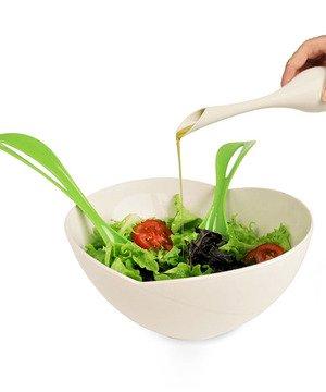 Salad Bowl and Servers