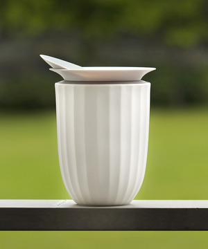 Teacup W/ Sealable Top