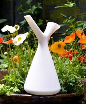 Whimsy Water Can - White