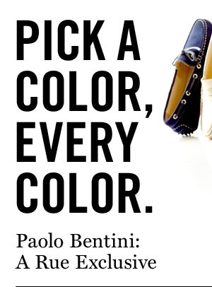 Pick a color, every color.