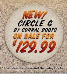 Circle G Boots