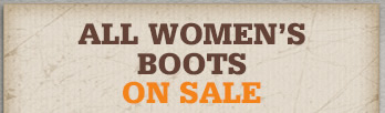 All Women's Boots on Sale