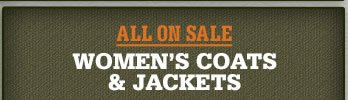 Shop All Women's Coats and Jackets on Sale