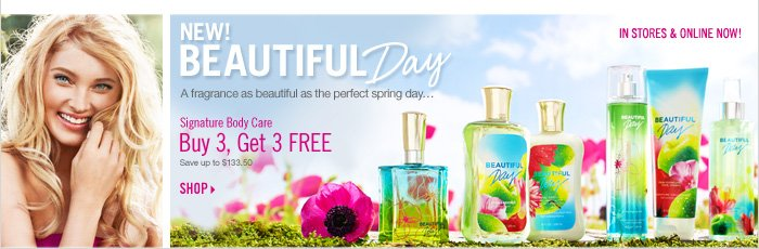 Signature Collection - Buy 3, Get 3 Free