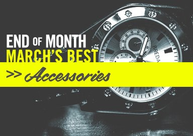 Shop Best of March: Home & Accessories