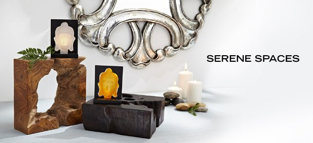 SERENE SPACES, Event Ends April 3, 9:00 AM PT >
