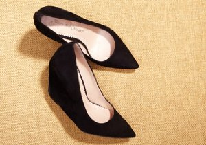 Shop by Color: Black Pumps