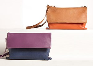 Color Pop: Bags & Belts