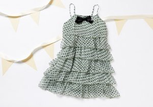 Mini Treasure: Girls' Dresses, Tops & Bottoms