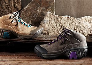 Rugged & Refined: Outdoor Shoes
